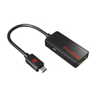 Slimport MyDP Micro USB (Male) to HDMI (Female) Cable Adapter