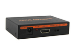 HDMI to HDMI + SPDIF + RCA L / R Audio Toslink Optic Extractor,